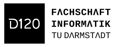 D120: Fachschaft Informatik